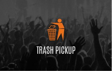 1Fifty1 - Trash pickup